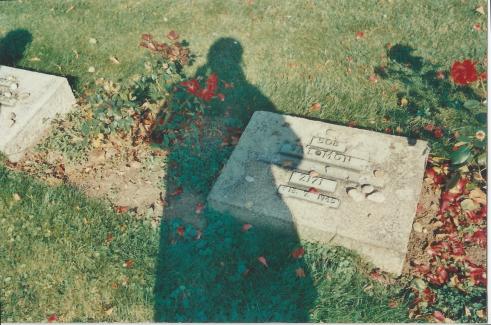 Terezin Grave